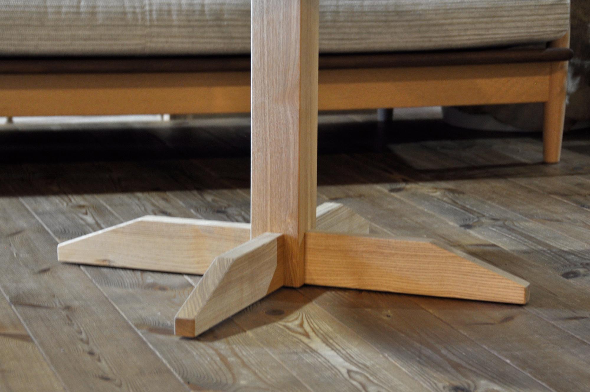 カフェテーブル脚(固定用)サブ画像
