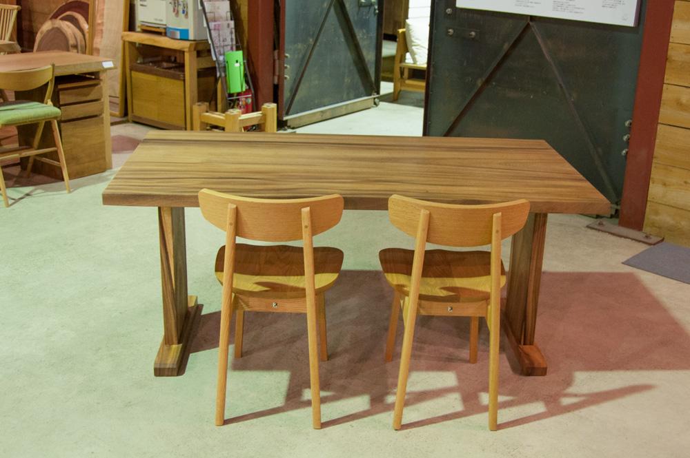 モンキーポッド w1630(接板)テーブルサブ画像