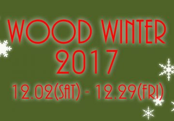 【 FAIR 】 WOOD WINTER 2017