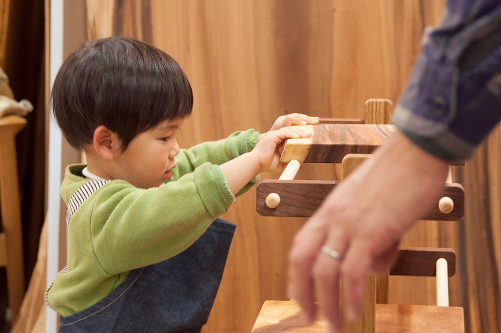 箕面店木工教室