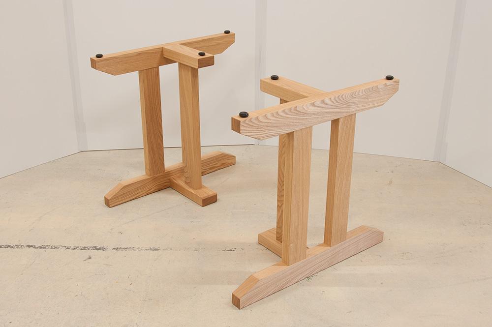 一枚板テーブル脚