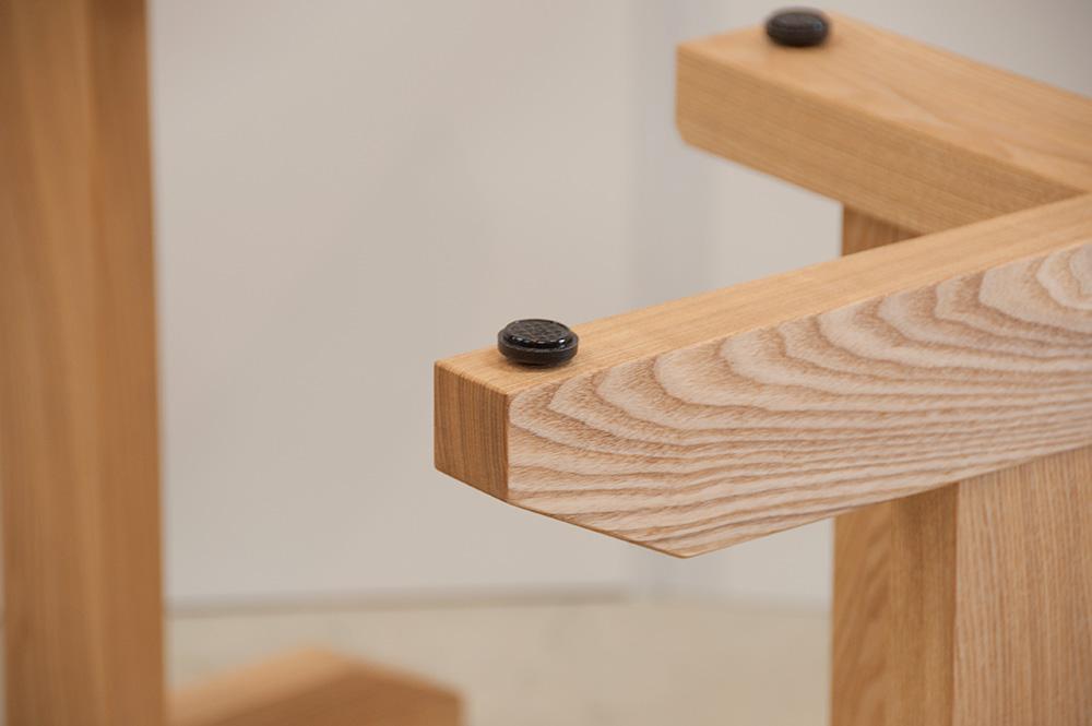タモ材 Ⅱ型両用脚サブ画像