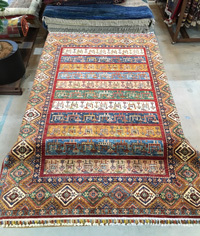 1823-Persian carpet 240×176 zabol