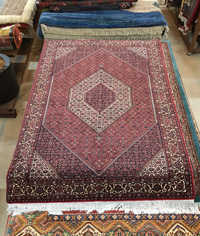 18528-Persian carpet 210×140 bijar