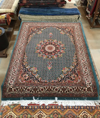 18536-Persian carpet 207×154 bijar