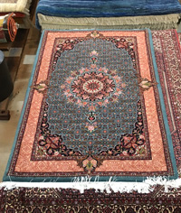 W244-Persian carpet 184×114 bijar