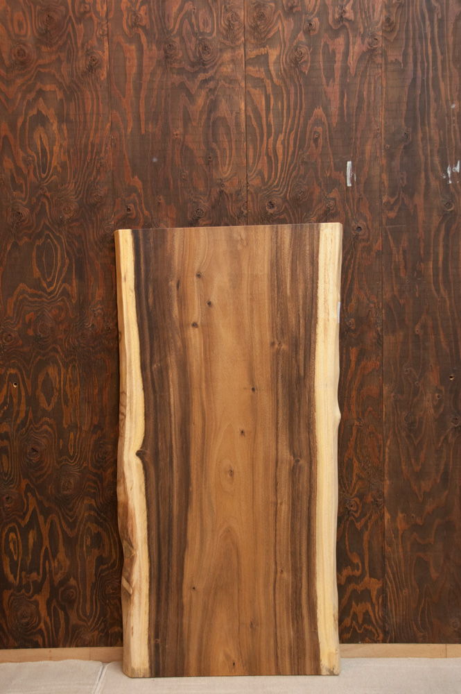 モンキーポッド一枚板テーブル
