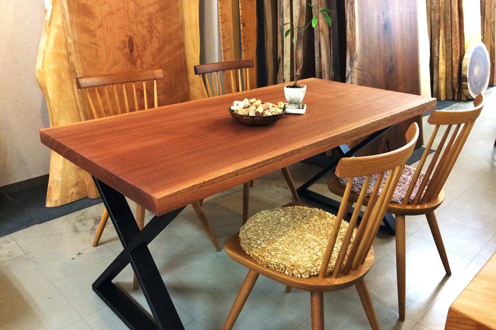 サペリ w1600 テーブルメイン画像