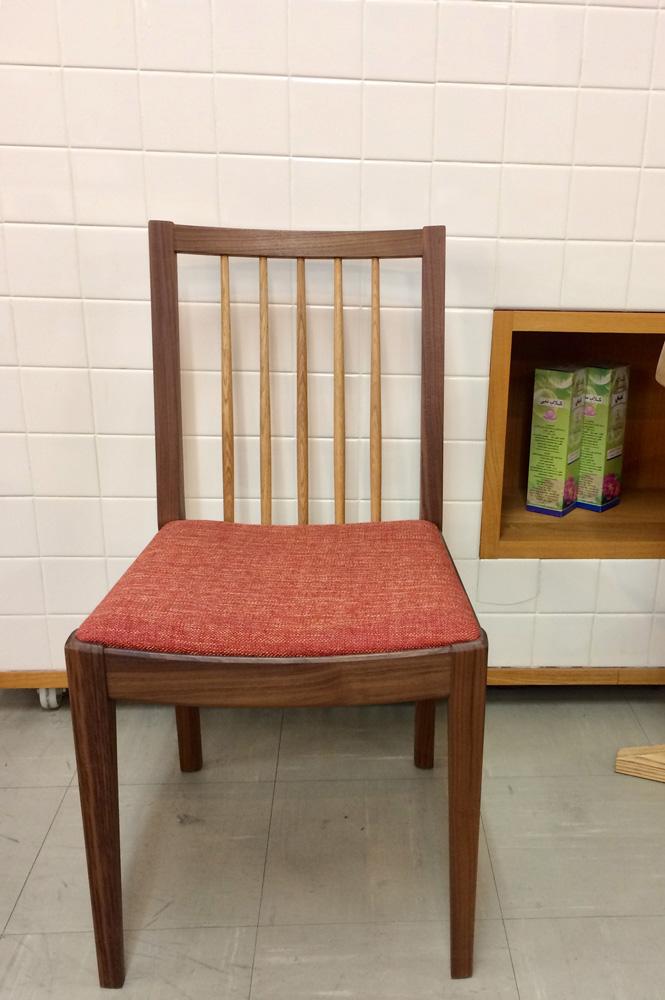 R15 chair BWサブ画像