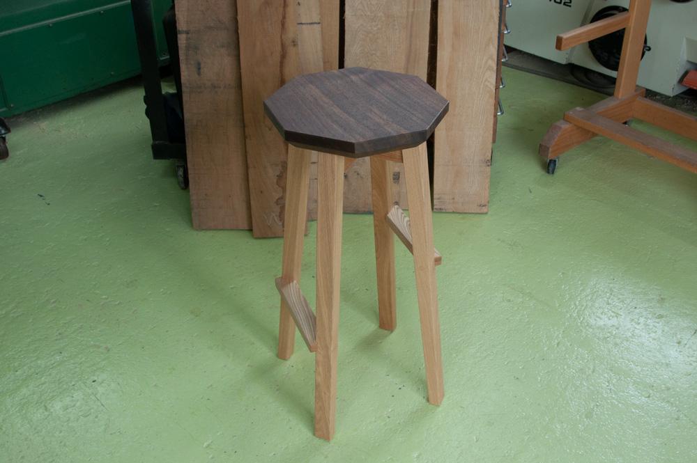 fetta stool Ⅱ high type 八角サブ画像