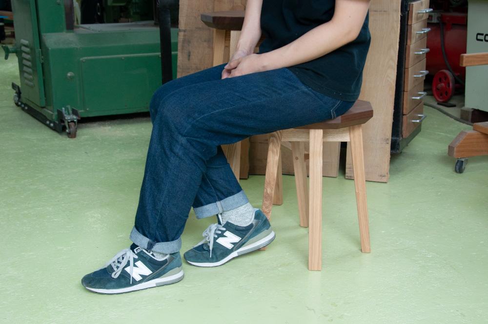 fetta stool Ⅰ 四角サブ画像