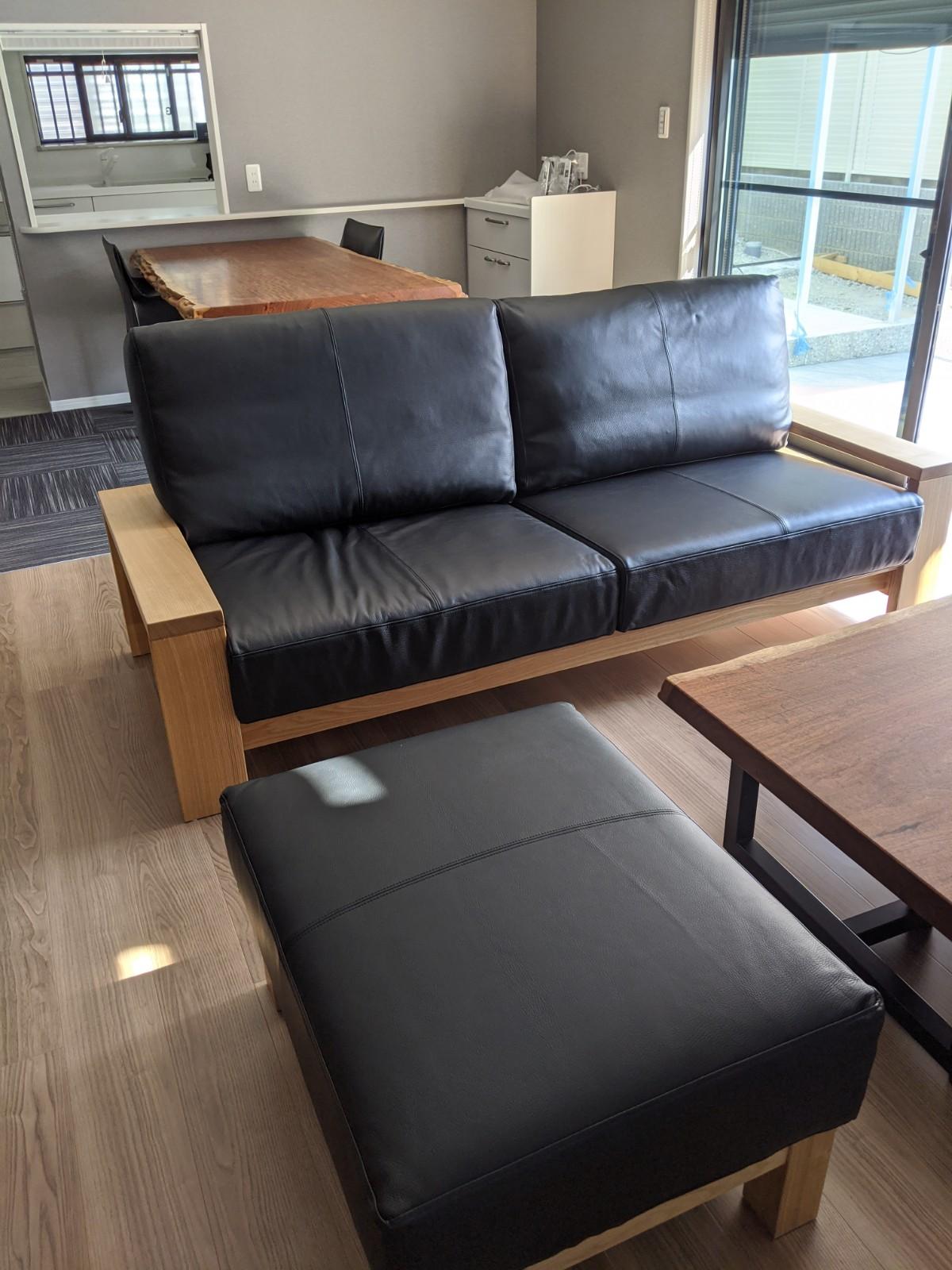 カリン&Aulico sofa
